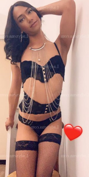 Kalyssia massage tantrique escorte