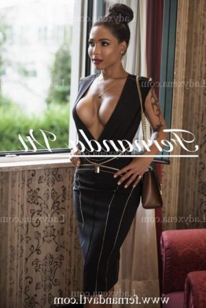 Bertine massage tantrique sexemodel
