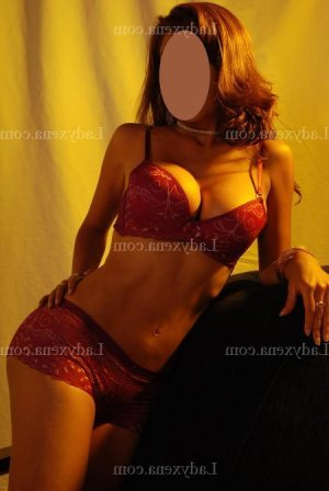 Juana massage tantrique escorte