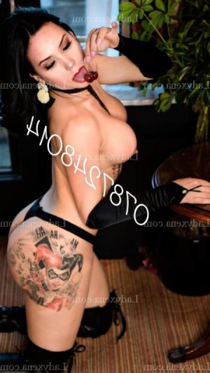 Sharleen massage tantrique escorte girl