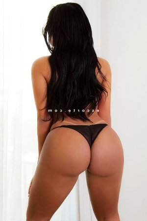 Immacolata massage sexy escort girl à Ploufragan
